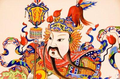 Fototapeta oriental god