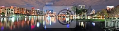 Orlando noc panorama