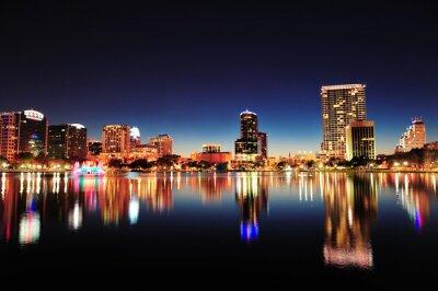 Orlando w nocy