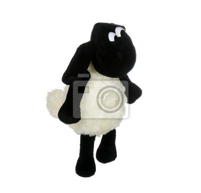 Fototapeta owce zabawki