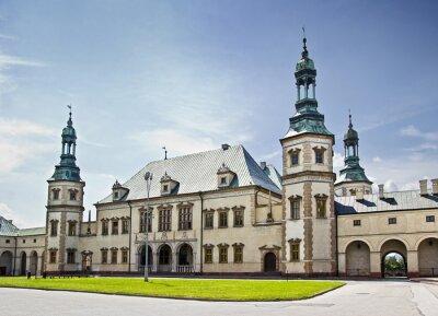 Fototapeta Pałac biskupi w Kielcach