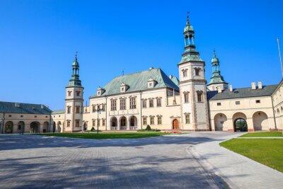 Fototapeta Pałac Biskupów w Kielcach