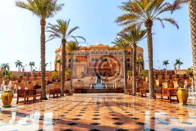 Fototapeta Pałac Emirates