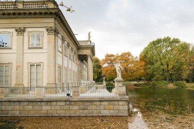 Fototapeta Pałac na Wodzie