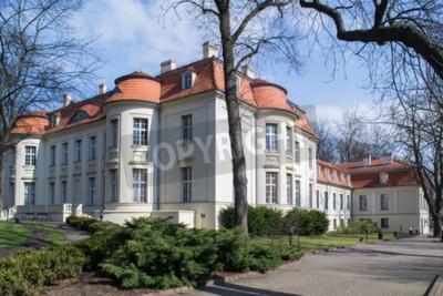 Fototapeta Pałac w Łodzi
