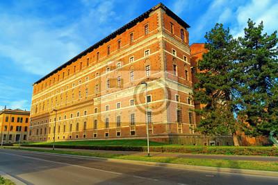 Fototapeta Palazzo Farnese, Piacenza, Italy