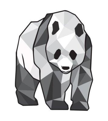 Fototapeta Panda wielka