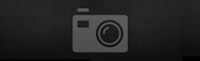 Fototapeta Panorama Czarna rzemienna tekstura i tło