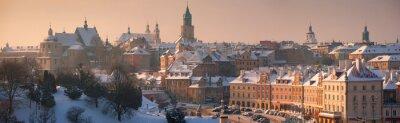 Fototapeta Panorama Lublina