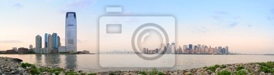 Panorama panoramę miasta