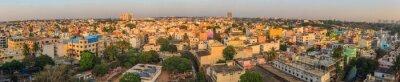 Fototapeta Panorama panoramę miasta Bangalore, Indie