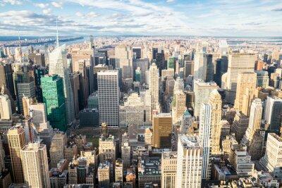 Fototapeta Panoramę Nowego Jorku