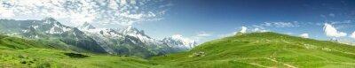 Fototapeta Panoramiczny Mont-Blanc