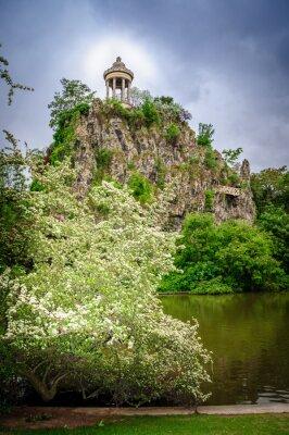 Fototapeta Parc des Buttes Chaumont