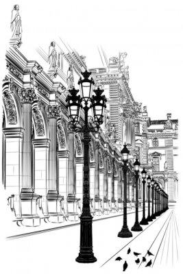 Fototapeta Paris : Architektura klasyczna