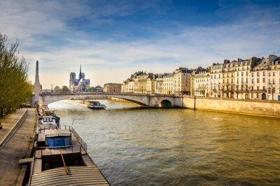 Fototapeta Paris la Seine