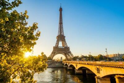 Fototapeta Paris Tour Eiffel Eiffla Eiffeltower