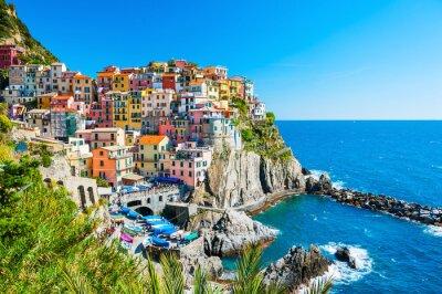 Fototapeta Park Narodowy Cinque Terre, Włochy