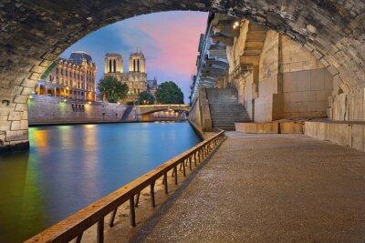Fototapeta Paryż.