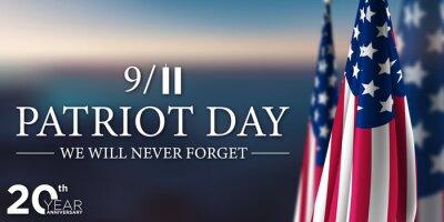 Fototapeta Patriot Day, 9/11