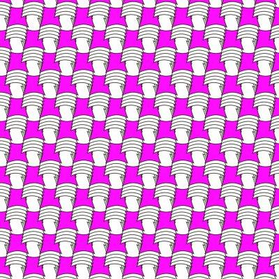 Fototapeta patrón con cuadrados en fila