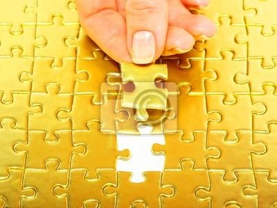 pazles złota
