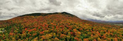 Fototapeta Peak Foliage - Vermont