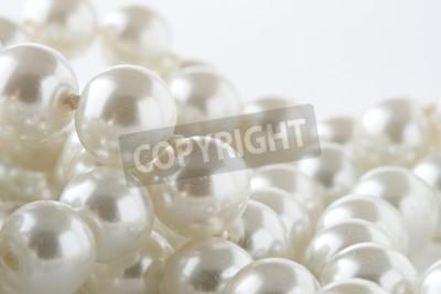 Fototapeta Pearl samodzielnie na biały