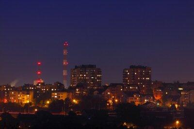 Fototapeta Pejzaż w nocy