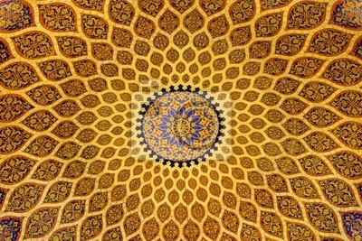perski konstrukcja sufitu