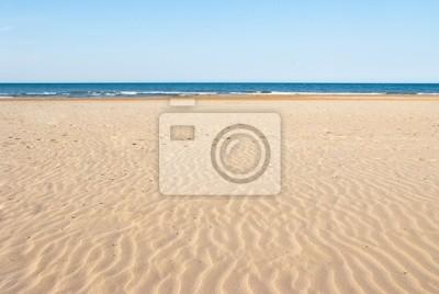 Fototapeta piasek na plaży