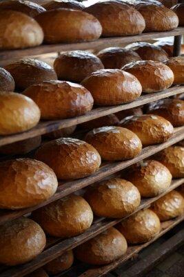 Fototapeta Piekarnia, chleb.