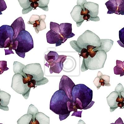Fototapeta Piękna orchidea flower2