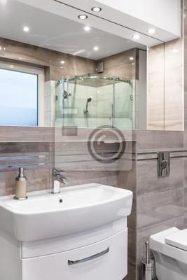 Piękna Willa łazienka Pomysłem Fototapety Redro