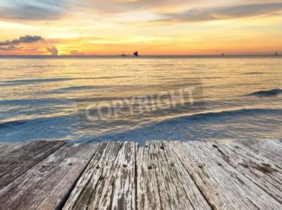 Fototapeta Piękne słońca Boracay, Filipiny