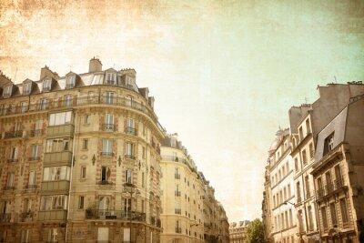 Fototapeta piękne uliczki paryski