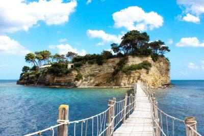 Fototapeta Piękny krajobraz z Grecji