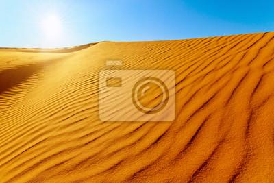 piękny widok na Saharze w Maroku