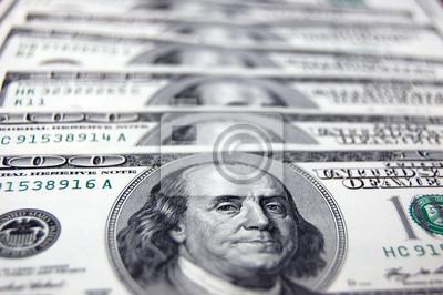 Fototapeta pieniądze