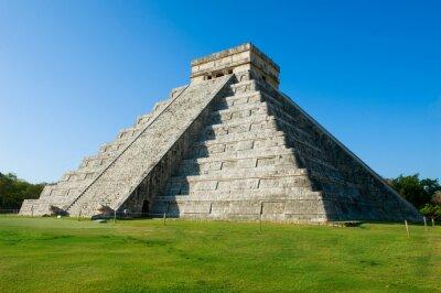 Fototapeta Piramidy Majów Chichen Itza, Meksyk