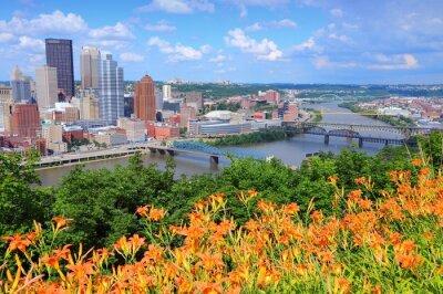Fototapeta Pittsburgh