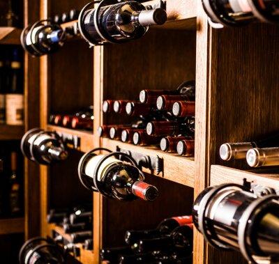 Fototapeta piwnica na wino