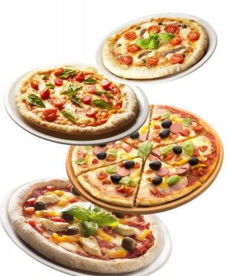 Fototapeta Pizza