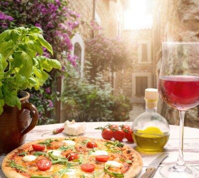 Fototapeta Pizza tradizionale