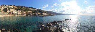 Fototapeta Pizzo Calabro panoramica Kalabria Turismo Italia