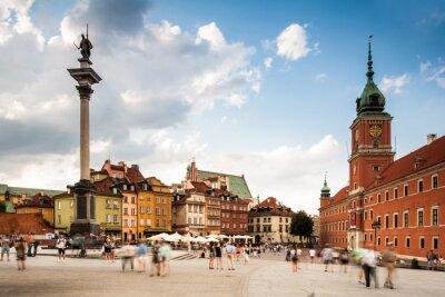 Fototapeta Plac Zamkowy, Warszawa
