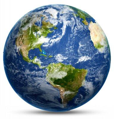 Fototapeta Planet świecie
