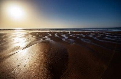 Plaża, Maroko, Ocean Atlantycki