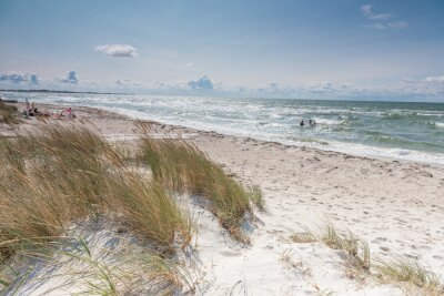 Fototapeta Plaża Ristinge