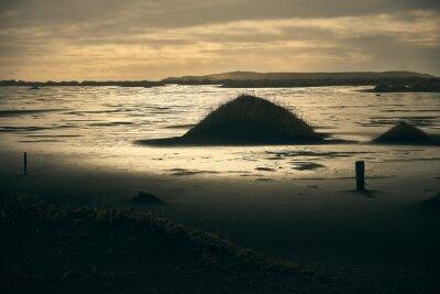 Plaża Stokksnes, Islandia
